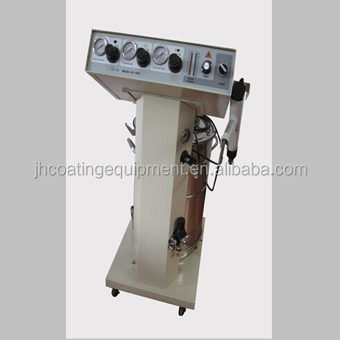 Powder Spraying Machines With Pump Nozzle Accessories