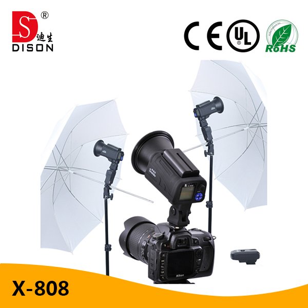 Professional dslr camera light with flash for canon 430ex d40/50
