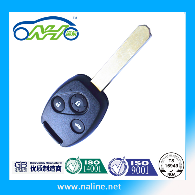Wholesales remote control fob frequency can custom car keys