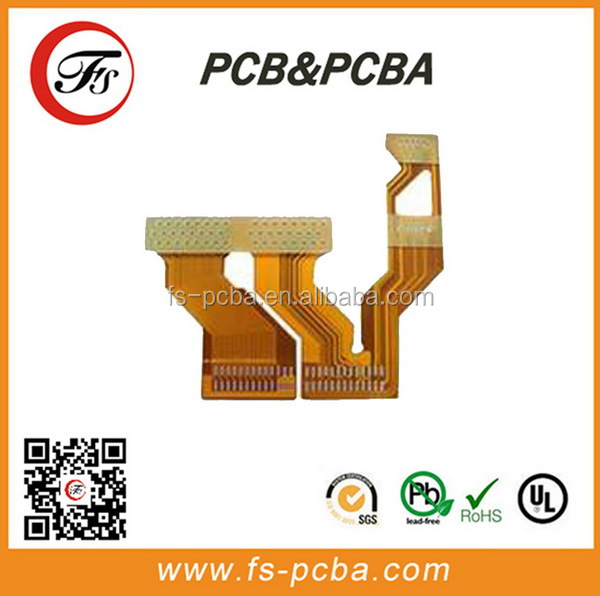 Cell phone flex pcb,electronics flexible pcb boards,immersion gold polyimide flex pcb