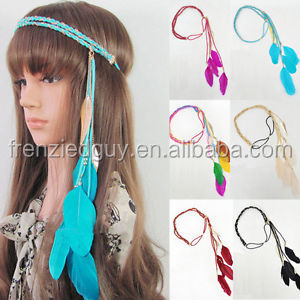In stock Carnival party indian feather headdress