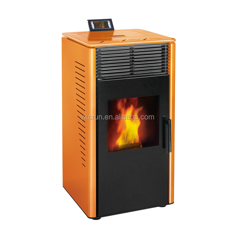 Home Heater Wood burning Pellet Stove / Fireplace / Heater / Burner with En14785