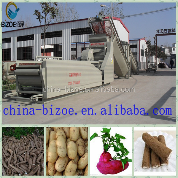 Automatic Cassava Machine for Cassava Flour Making