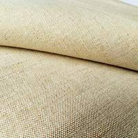 Cotton Jute Linen Woven Fabric
