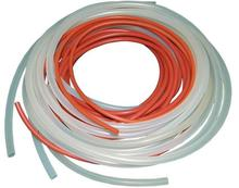 Clear Extruded Silicone Rubber Sealing Cord