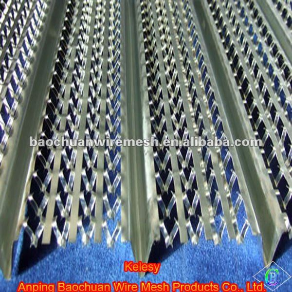 Galvanized High Ribbed Formwork in store