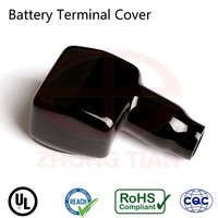 RIGHT ANGLE ELECTRICAL BATTERY TERMINAL COVER