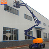 14m articulated mobile lift jack