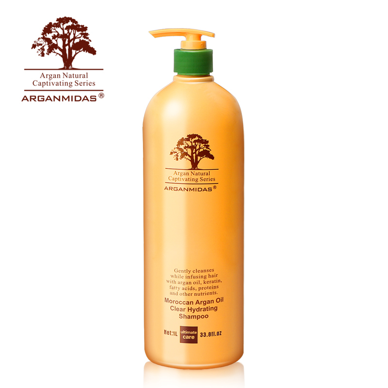 Natural hair moisturizer pure argan oil hair repair treatment wholesale for damaged hair