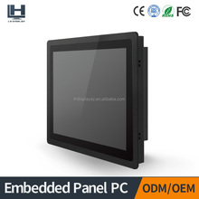 17 inch industrial touch pc all in one /panel/tablet pc
