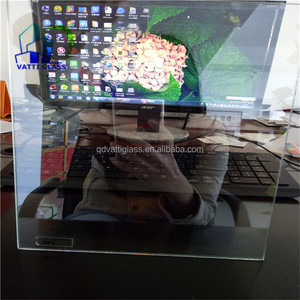 hot sale teleprompter glass 3mm 4mm 5mm 6mm