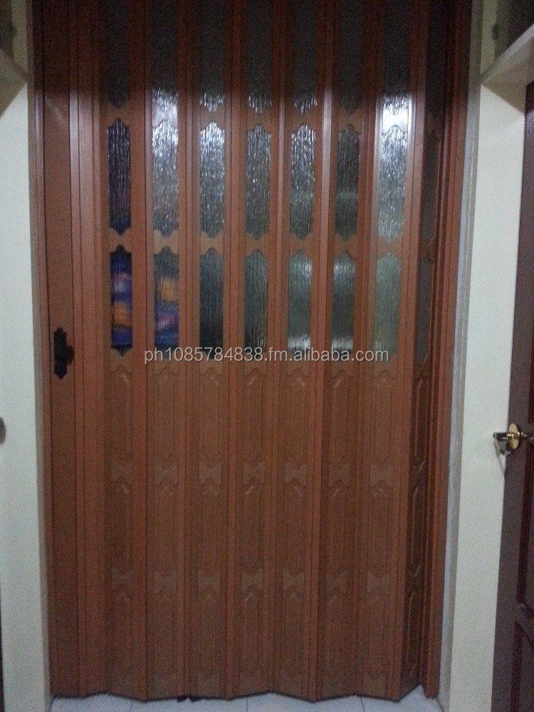Accordion door Folding door pvc