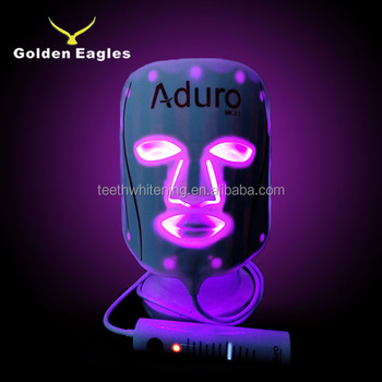 Home use light therapy facial led mask photon led face mask