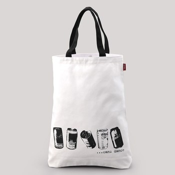 New promotional standard size cotton tote bag