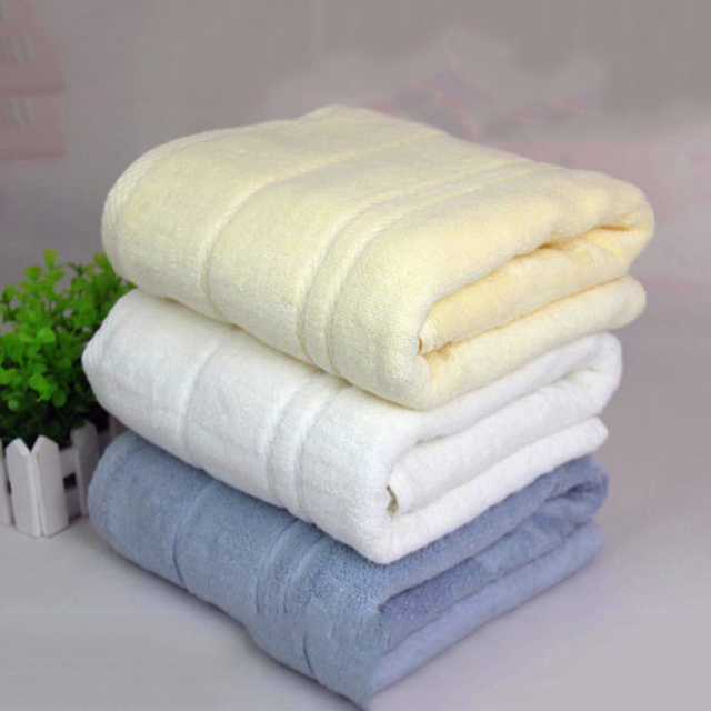 Wholesale Customized Plain Dyed 100% Terry Cotton Face Towel