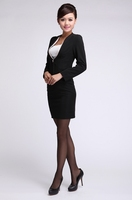 2014 newest ladies office uniform wholesale