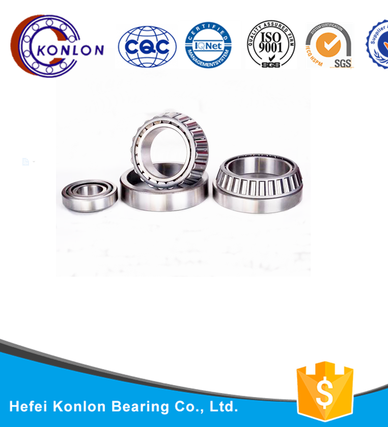 High Precision Tapered Roller Bearing 32015