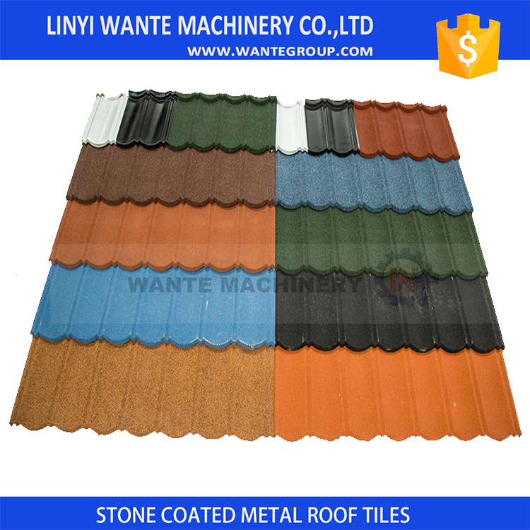 Custom logo shingle tile roof With Promotional Price