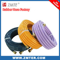 5/8 in. Dia x 100 ft. lastic Quick Fittings PVC flexible expanding water hose/PVC expandable garden hose