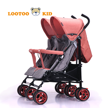 Alibaba trade assurance manufacturer supply high quality baby stroller china for twins