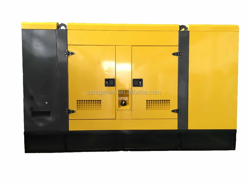 china hot sale 175 kva diesel generator with soundproof material