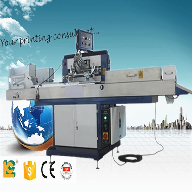 hot sale full automatic ball pen screen printing machine for pen printer