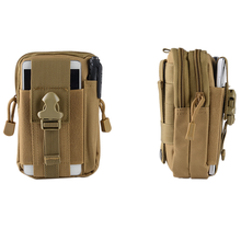 Hot Selling China Supplier Tactical Sports Bag Small Pouch Belt Waist Bag
