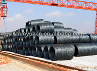 High quality carbon steel welding electrode grades steel wire rod