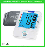 New with backlight High quality Digital Electronic Blood Pressure Meter Business Gift 2014