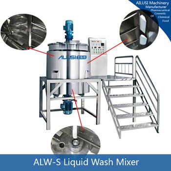 how to use liquid detergent in washing machine