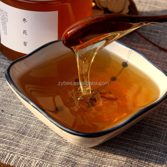 100% pure nature raw bee honey products from China for hot sell