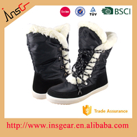 Wholesale waterproof Warm snow winter woman boot