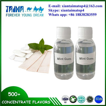 Mint Flavor For Wrigley Chewing Gum,beverage,Toothpaste and medical tablet