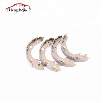 1061001410  Low Price Professional Auto Brake Shoe Kit  For Geely SC7 FC