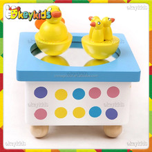 2016 wholesale baby wooden toy music box,cheap kids wooden toy music box,hottest children wooden toy music box W07B002