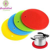 New product multifunction Cellular silicone pot holder