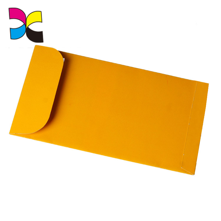 Professional custom print ordinary paper full color a4 size envelope printing