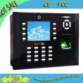 iClock660 Fingerprint Multimedia Time attendance and access control terminal software Time Recorder Free Shipping