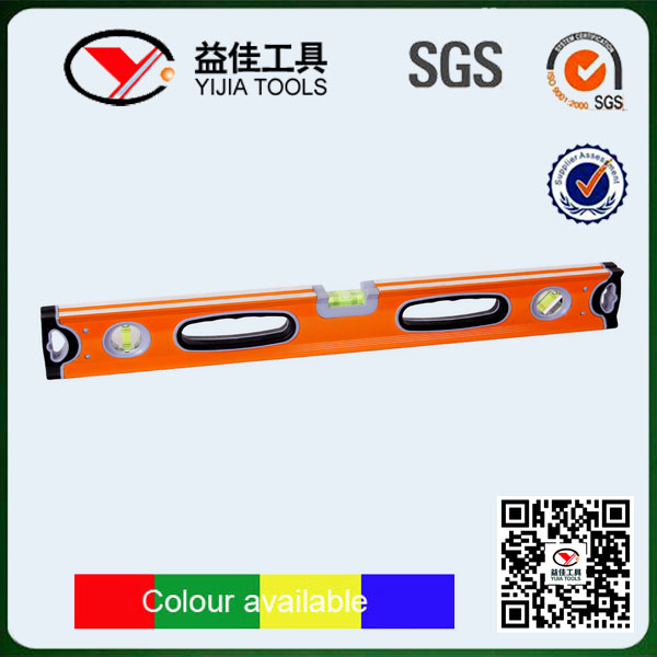 High quality heavy duty air level foot spirit level meter YJ-AL2008D-D