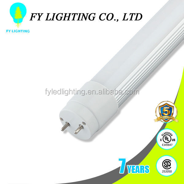 Top quality 5 years warranty single/double end new style chines sex red tube t8 20w led read tube