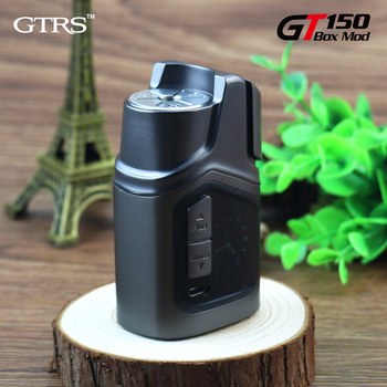 HOT! GTRS vape mods GT150 China supplier box mod 150w new products in usa