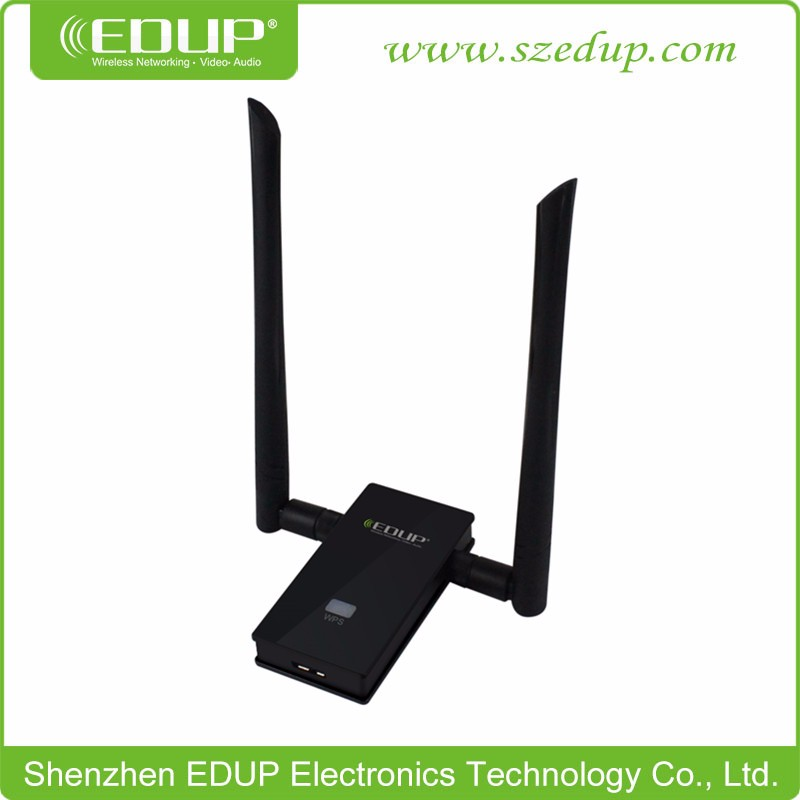 EDUP High speed modem dual band extender 1200Mbps wireless n wifi repeater