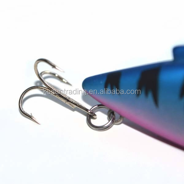 "Kesun Fishing Lures 4"" 31g Hard Plastic VIB Lures"