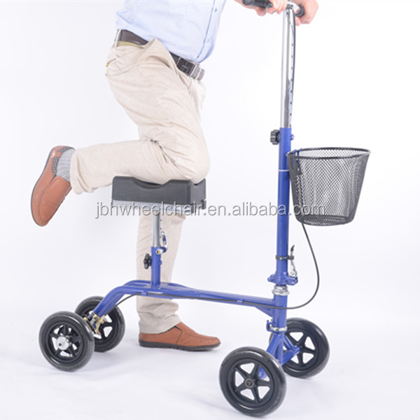 Steel Disabled Standing Knee Walker
