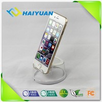 Universal anti-slip acrylic cell phone stands