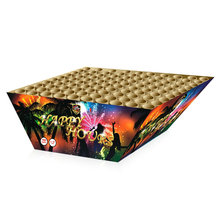 Wholesale display professional big 600 shots cake fireworks