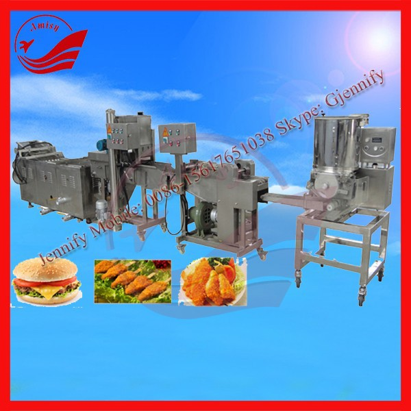 New Condition And Hamburger Application Automatic Patty Former