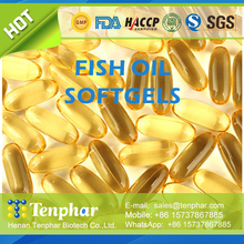 Natural Nutritional Omega 3 Fish Oil Soft gels Capsule