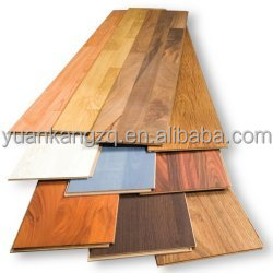 7 8 12mm Wax HDF Laminate Flooring