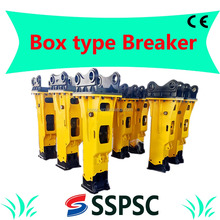 High Quality hydraulic breaker and hammer Spare Parts for excavator in Yantai